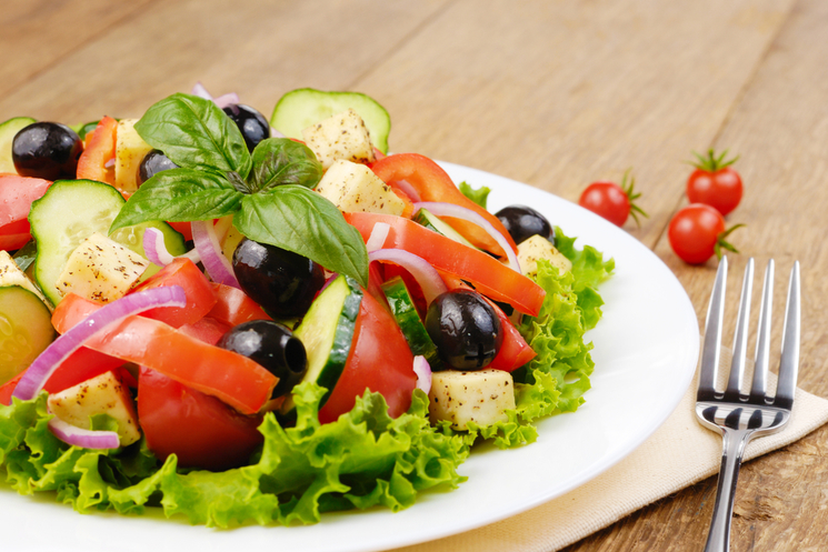 Греческий салат: классический рецепт и тонкости приготовления