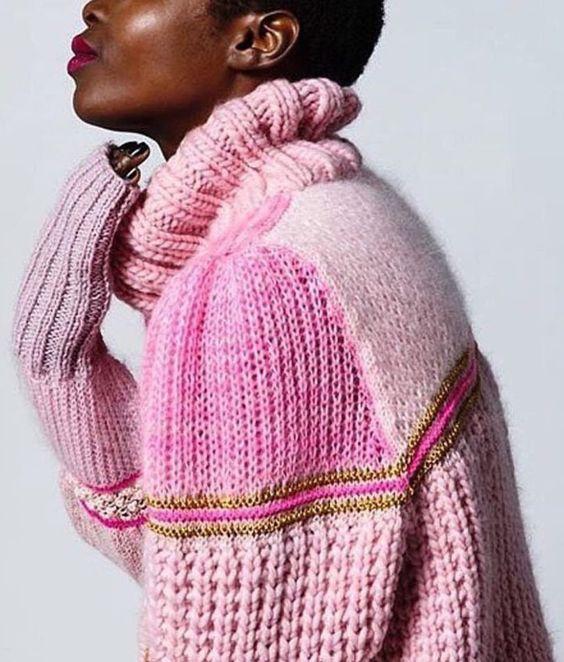 Креативное вязание — 15 шик…