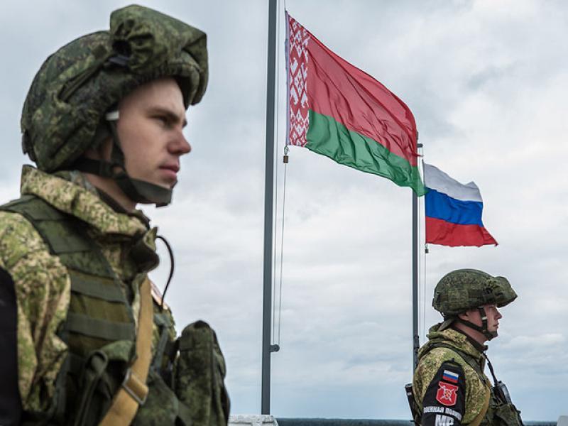 Подводные лодки в лесах Беларуси