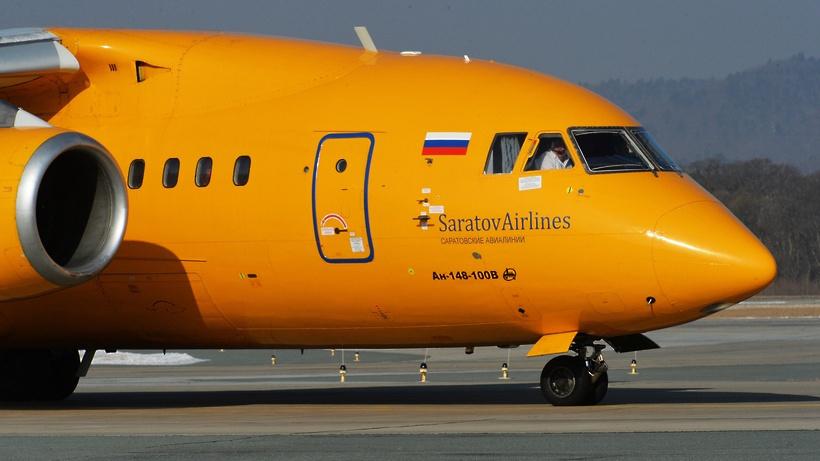 Пассажирский Ан-148 разбился после вылета из Домодедово.