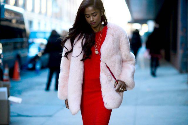 5 теплых платьев, без которых не обойтись зимой
