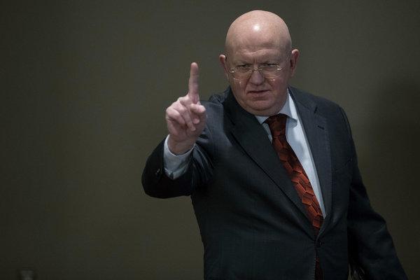 Постпред России при ООН отчитал США не дав выступить представителю американцев