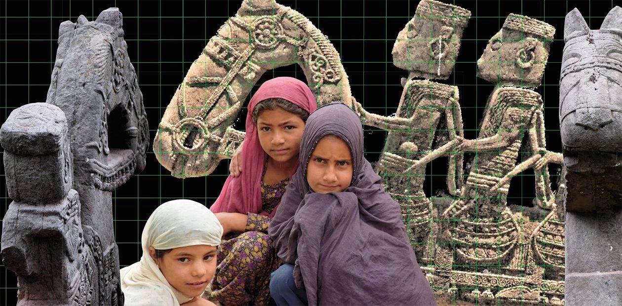 Всадники, затерянные в Гималаях