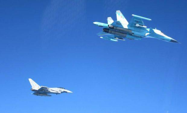 Столтенберг прокомментировал перехваты самолетов над Балтикой