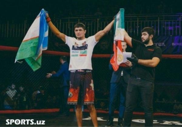 Глава Чечни подарил спортсмену изУзбекистана автомобиль