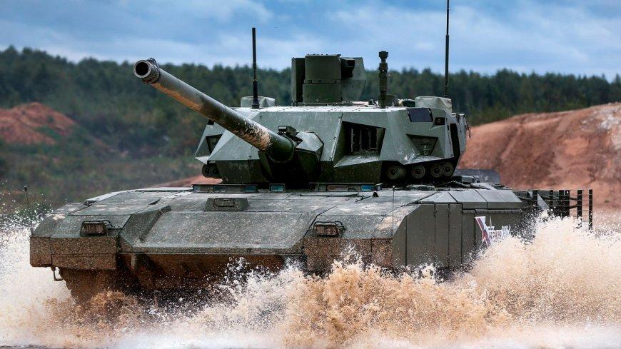 Сивков о «стелс-танках» России: противник испытает огромные проблемы