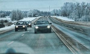Путешествие из Москвы в Петербург разорит автомобилистов
