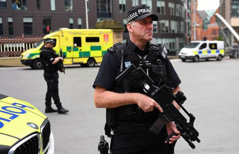 Задержан очередной подозреваемый в организации теракта в Манчестере
