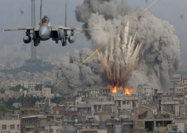 """""""США постараются сделать Ракку новой столицей Сирии, чтобы расчленить сирийское государство"""""""