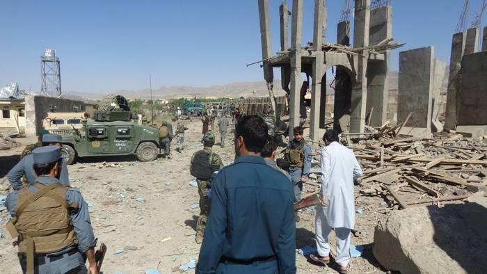 США засекретили данные о потерях афганских вооруженных сил