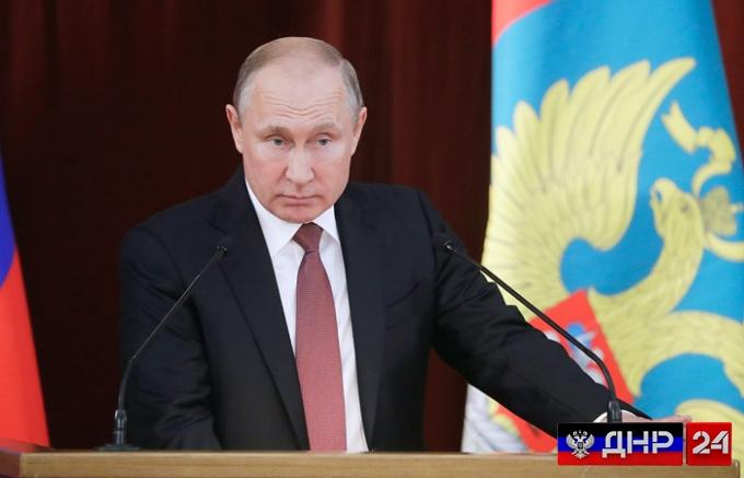 Путин: бессмысленно встречаться с нынешним президентом Украины в нормандском формате