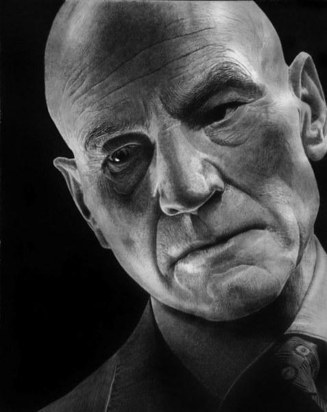 Реалистичные портреты карандашом
