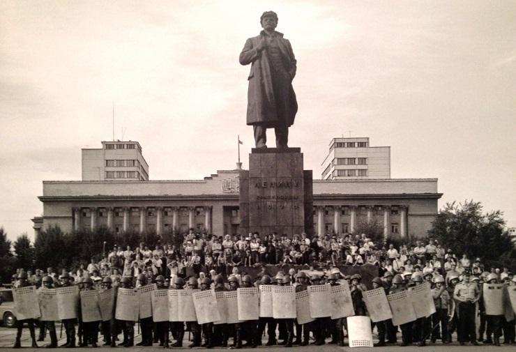 Какой видели Сибирь сепаратисты в начале 1990-х