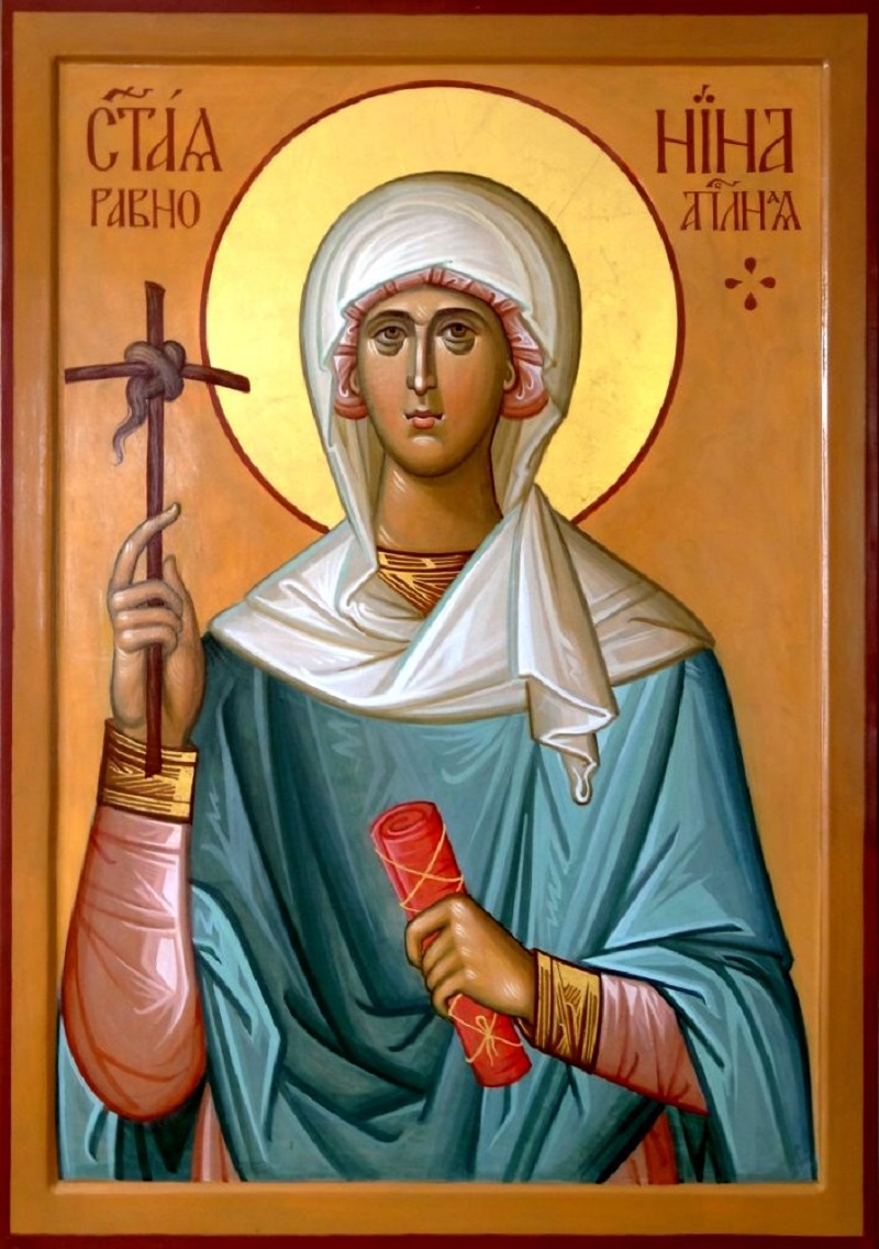 святая нина грузия