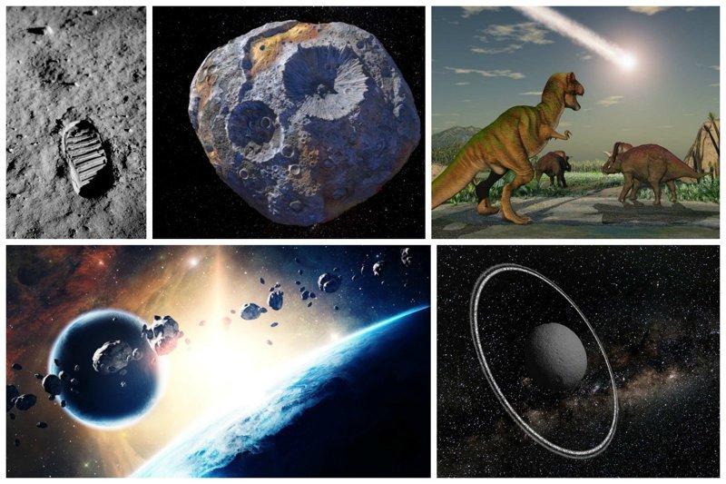 15 невероятных фактов об астероидах