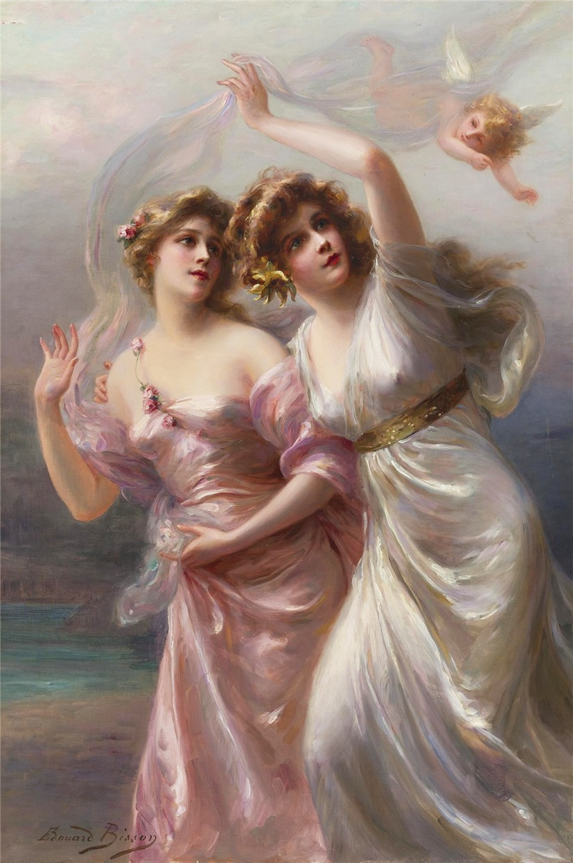 Edouard Bisson (French, 1856-1939)