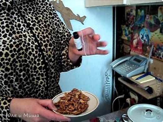 Видео, Кулинария, Мастер-класс Рецепт кулинарный: Как приготовить ЧУРЧХЕЛУ (грузинское лакомство) Овощи, фрукты, ягоды, Продукты пищевые 8 марта, День рождения, Новый год, Отдых, Свадьба. Фото 2
