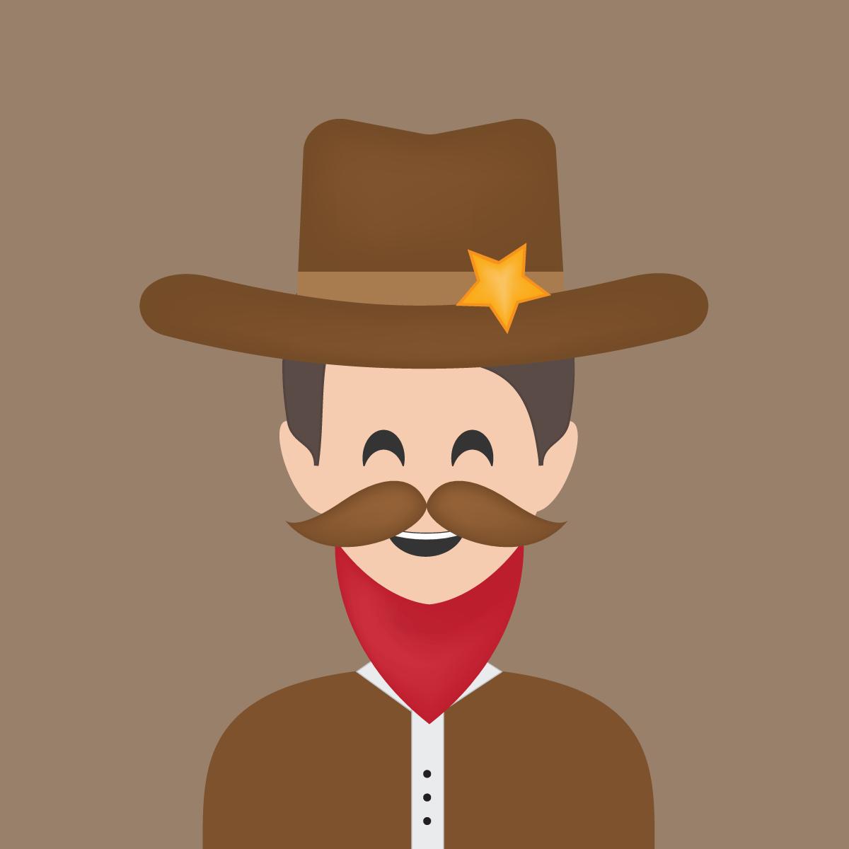 Анекдот про шерифа, который всегда ивовсём находил позитивную сторону