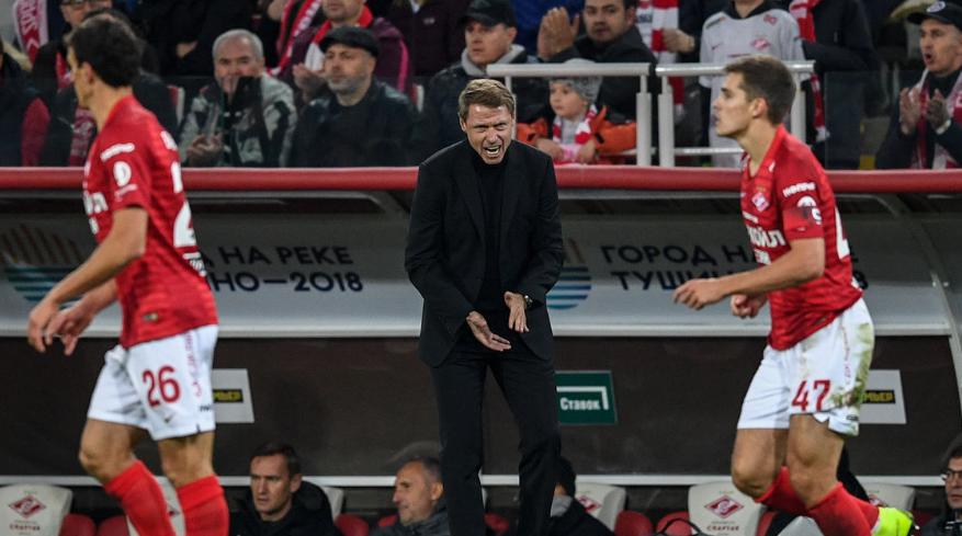 Как Кононов изменит «Спартак»? Борзыкин - о футболе будущего тренера красно-белых