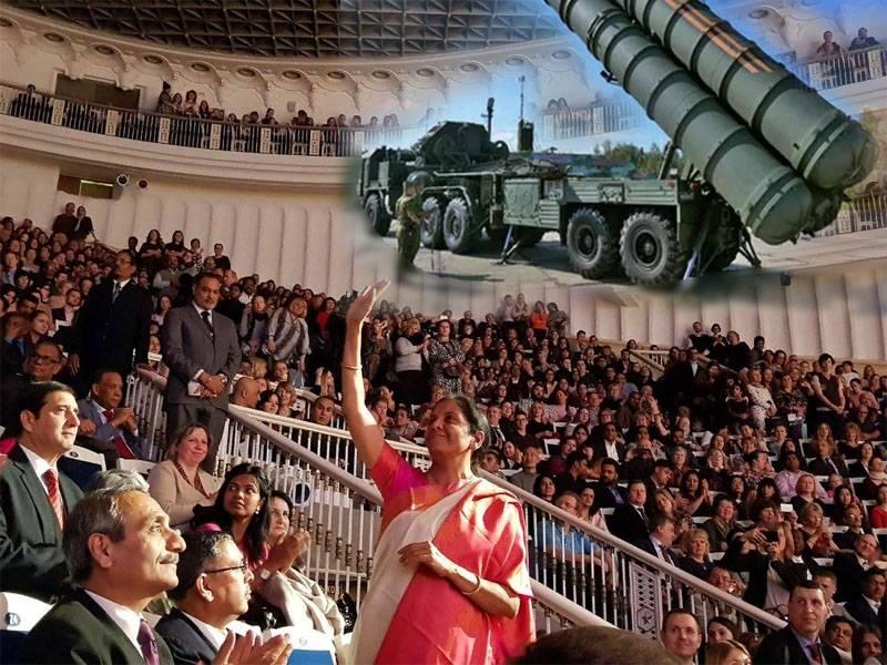 Глава Минобороны Индии поставила гегемона на колени по С-400