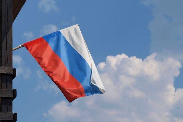 Генконсульство РФ в Одессе закидали кровавыми мячами