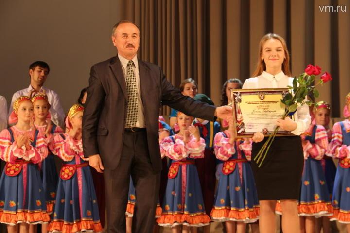 Столичная Росгвардия провела детский конкурс патриотической песни
