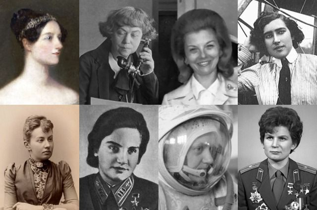 «Первые леди». 8 женщин, кот…