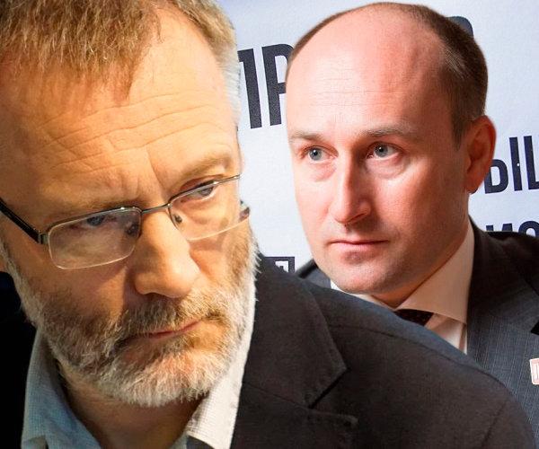Политологи Михеев и Стариков…