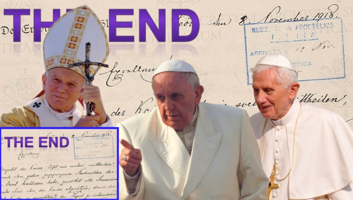 Ватикан приоткрыл секретный архив!