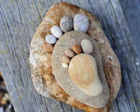 Из камня поделки своими руками