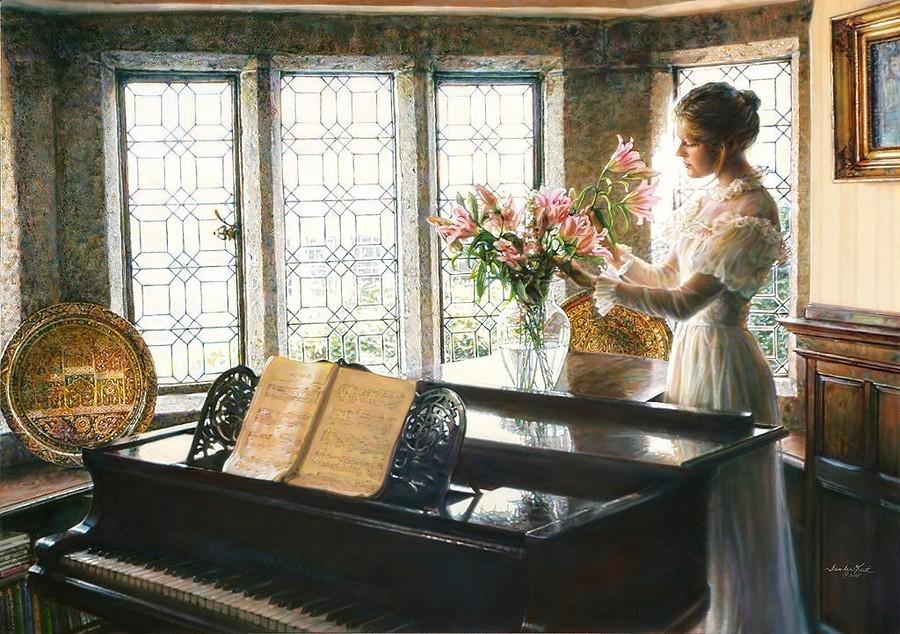 Как крестьянин купил рояль жене Маше в деревню