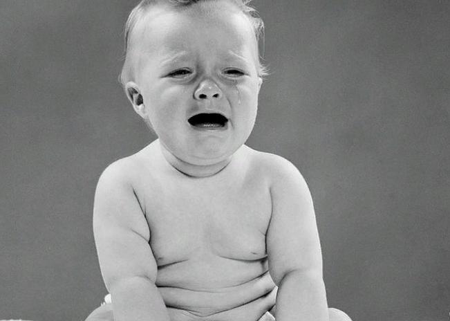 Детский плач: как влияет на психическое состояние родителей