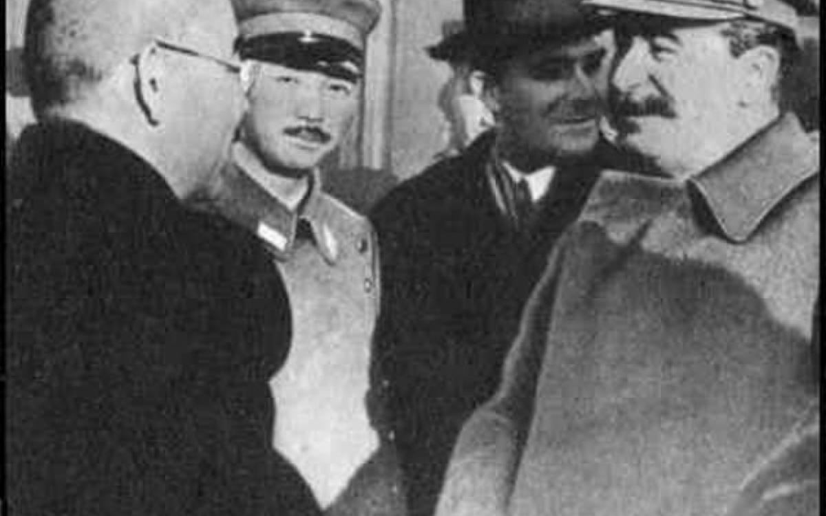 И.В.Сталин: «Взять (отдать Я…