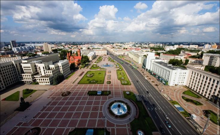 Топ-8 самых живописных мест Минска