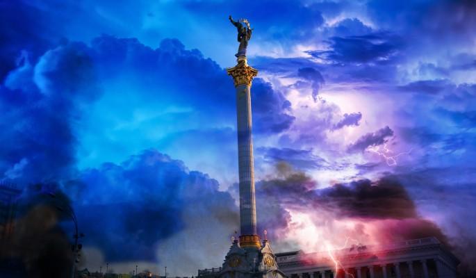 Разваливающейся Украине вбил…