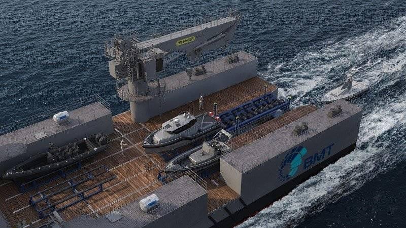 На выставке в ОАЭ представлена кормовая система для десантных кораблей
