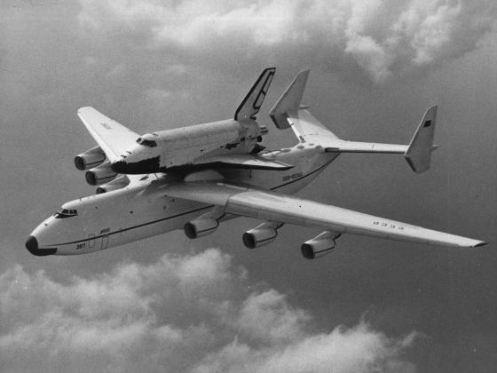 Cамолет Ан-225 «МРІЯ» - упущенная мечта