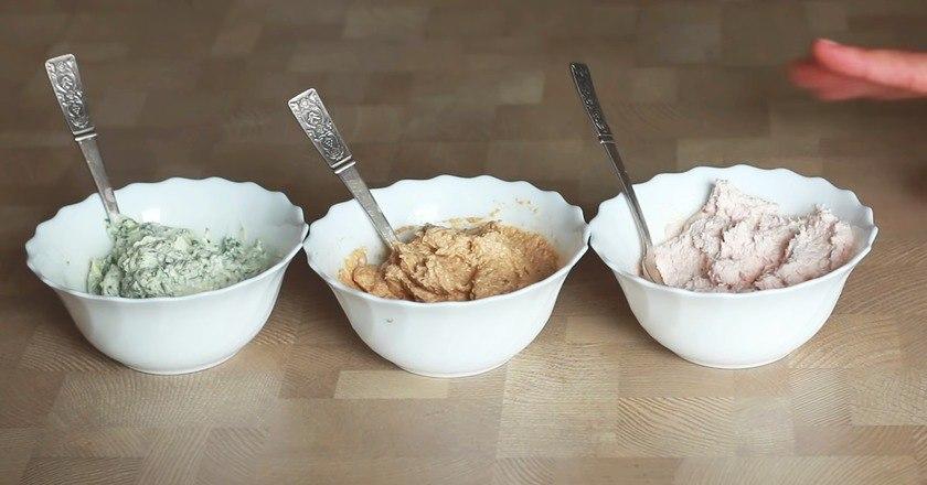 рецепты домашних паштетов