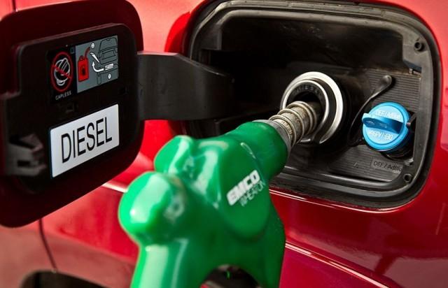 Оптовые цены на дизель в РФ …