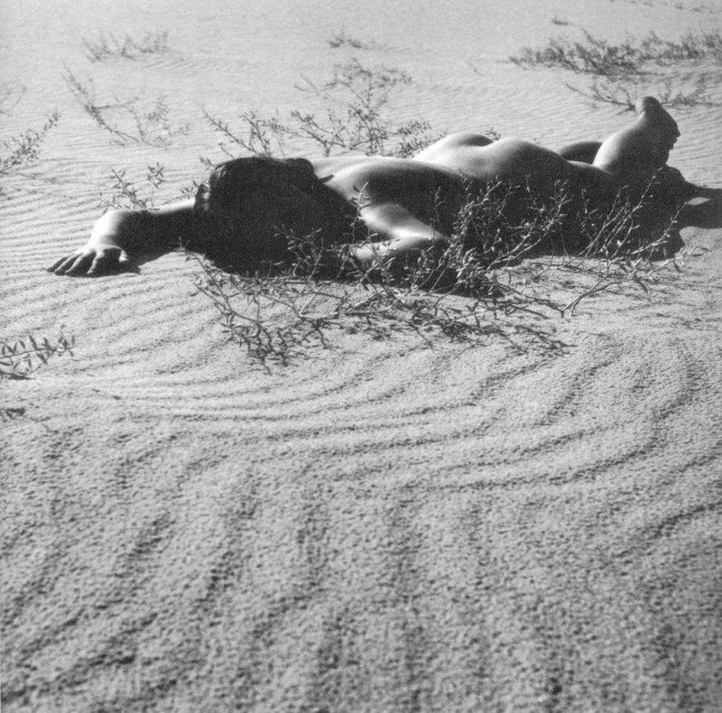 «Цветы среди цветов» Римантаса Дихавичюса – первые фотографии ню в СССР 11