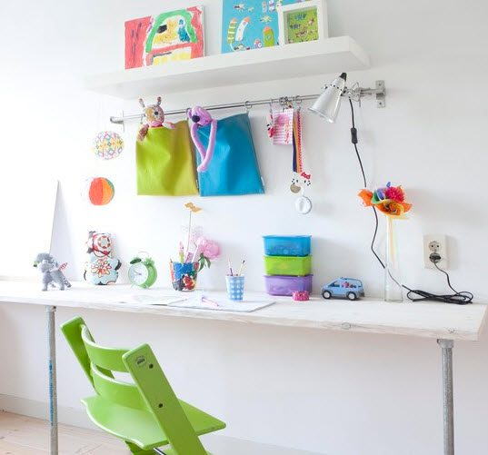 Домашний рабочий стол