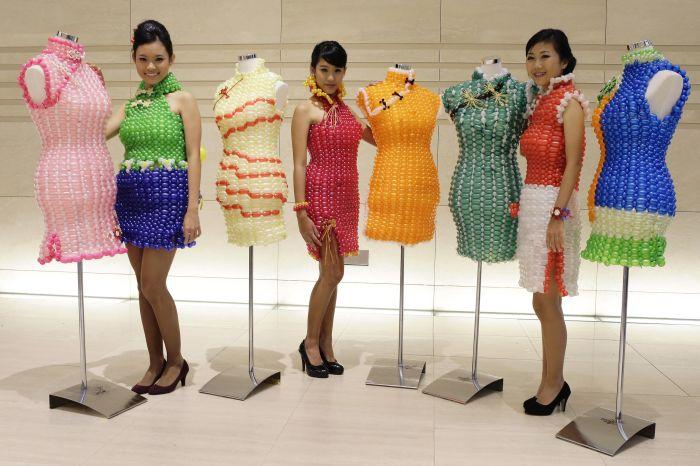 Платья Из Воздушных Шаров Фото