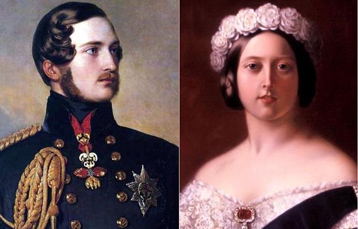 Королева Виктория и принц Альберт: искренняя любовь вопреки чопорным традициям британского двора