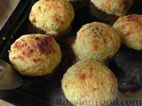 Фото приготовления рецепта: Запечённое мясо в картофельной шубке - шаг №13
