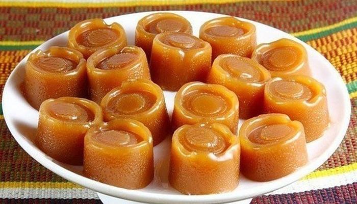 Домашние конфеты «Коровка»
