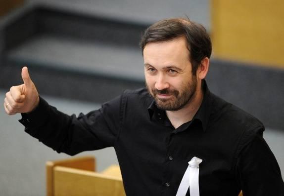 Перебежчик Пономарев в эфире…