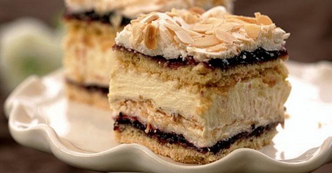 Торт «Пани Валевска»