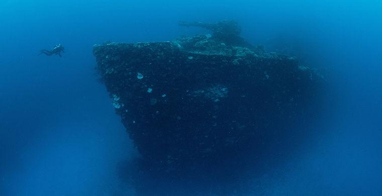 У берегов Мэриленда нашли «призрачный» флот