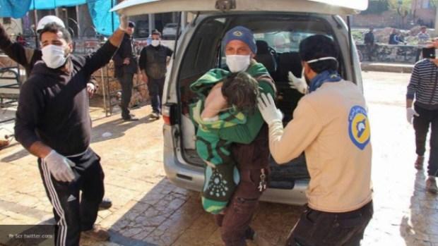 Срочно: Химическую атаку в Сирии совершили Саудовская Аравия и Израиль!