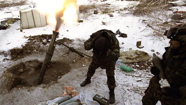 Украина пыталась спровоцировать ДНР на ответный огонь
